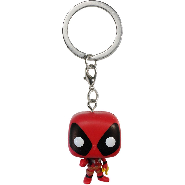 Funko Deadpool Mystery Pocket Pop! Mini-Figural Keychain ...