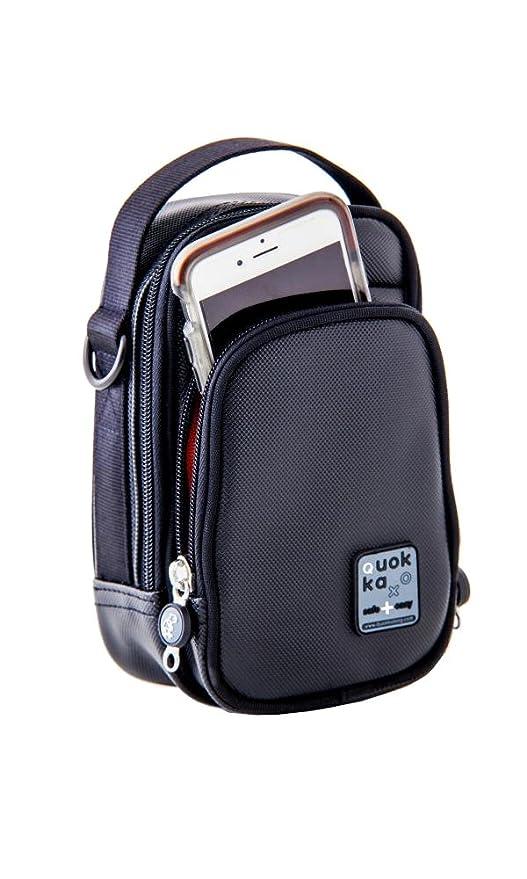 Bolsa de almacenamiento universal para silla de ruedas (pequeño) – negro