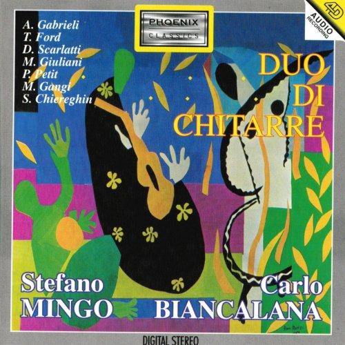 Duo di chitarre carlo biancalana stefano for Chitarre magazine
