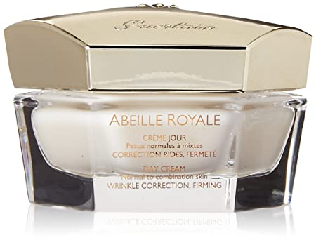 Guerlain Abeille Royale Day Cream Normal To Combination Skin for Unisex, 1.6 Ounce