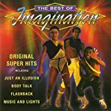incl. Uh-Uh-Uh-U-Ah Illusion / Flashback etc. (CD Album Imagination, 14 Tracks)