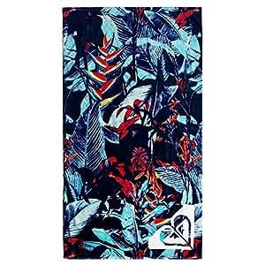 ed2ef410d5c Roxy Hazy - Beach Towel - Toalla de Playa - Mujer - ONE SIZE - Azul   Amazon.es  Deportes y aire libre