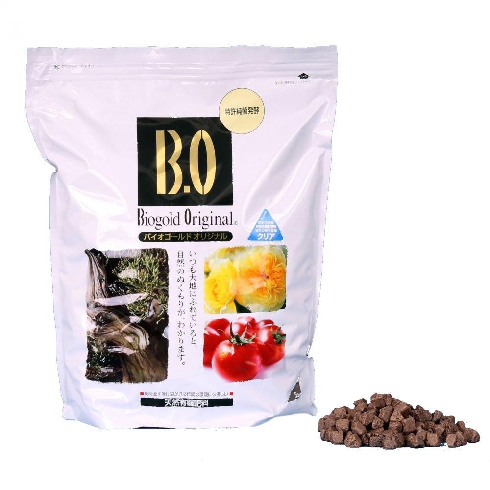 Bio gold 400 size Organic fixed Pellet fertilizer from Japan 63102 Bonsai-Shopping