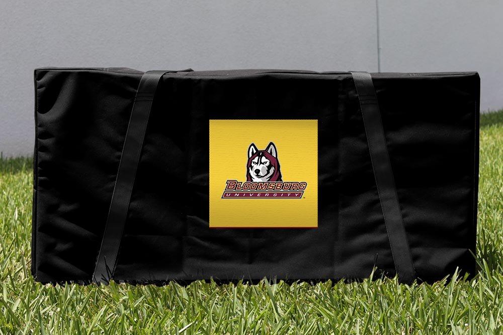 Bloomsburg University BU Huskies B00KIRIWX2 Huskies Cornhole BU Carryingケース B00KIRIWX2, 照明器具のコンコルディア:94f2d092 --- sharoshka.org