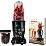 Wonderchef Nutri-Blend 400 Watts Juicer Mixer Grinder (Black)