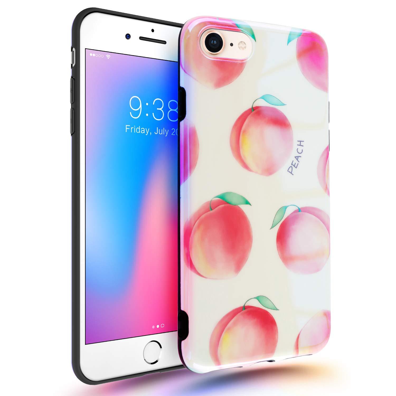 peach iphone 8 case