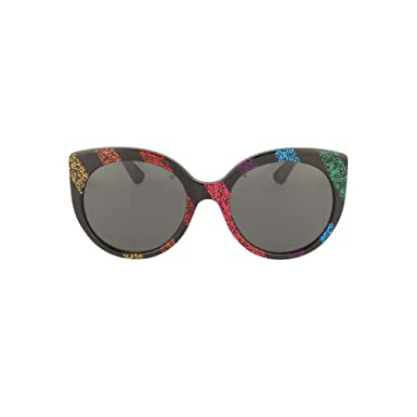 Amazon.com: GUCCI 0325 GG0325S - Gafas de sol de ojo de gato ...