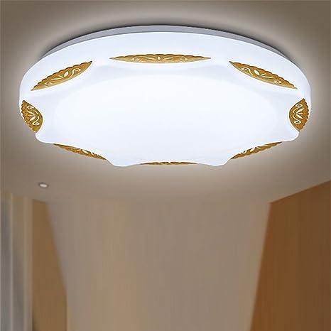 Lámpara de techo LED, redondo, moderno, sencillo, pequeño ...