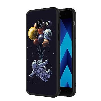 ZhuoFan Funda Samsung Galaxy A5 2017 Cárcasa Silicona Ultrafina ...