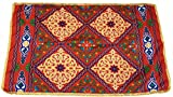 Egypt gift shops Tent Fabric Kayamia Ramadan Eid Tapestry Fabric Fringes Table Topper
