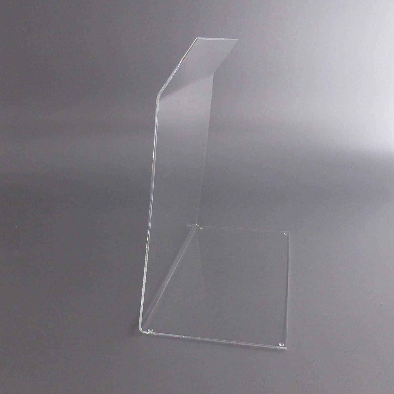 Compra Mampara de protección de metacrilato para hostelería en cristal acrílico o Plexiglas ®, en varios tamaños, serie Protector3 - Fabricado en Alemania en Amazon.es