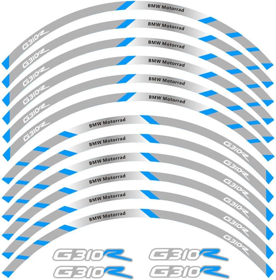 psler Moto Interno Cerchione Decalcomanie Adesivi Per G310GS