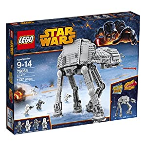 Amazon.com: LEGO Star Wars 75054 AT-AT Building Toy (Discontinued by