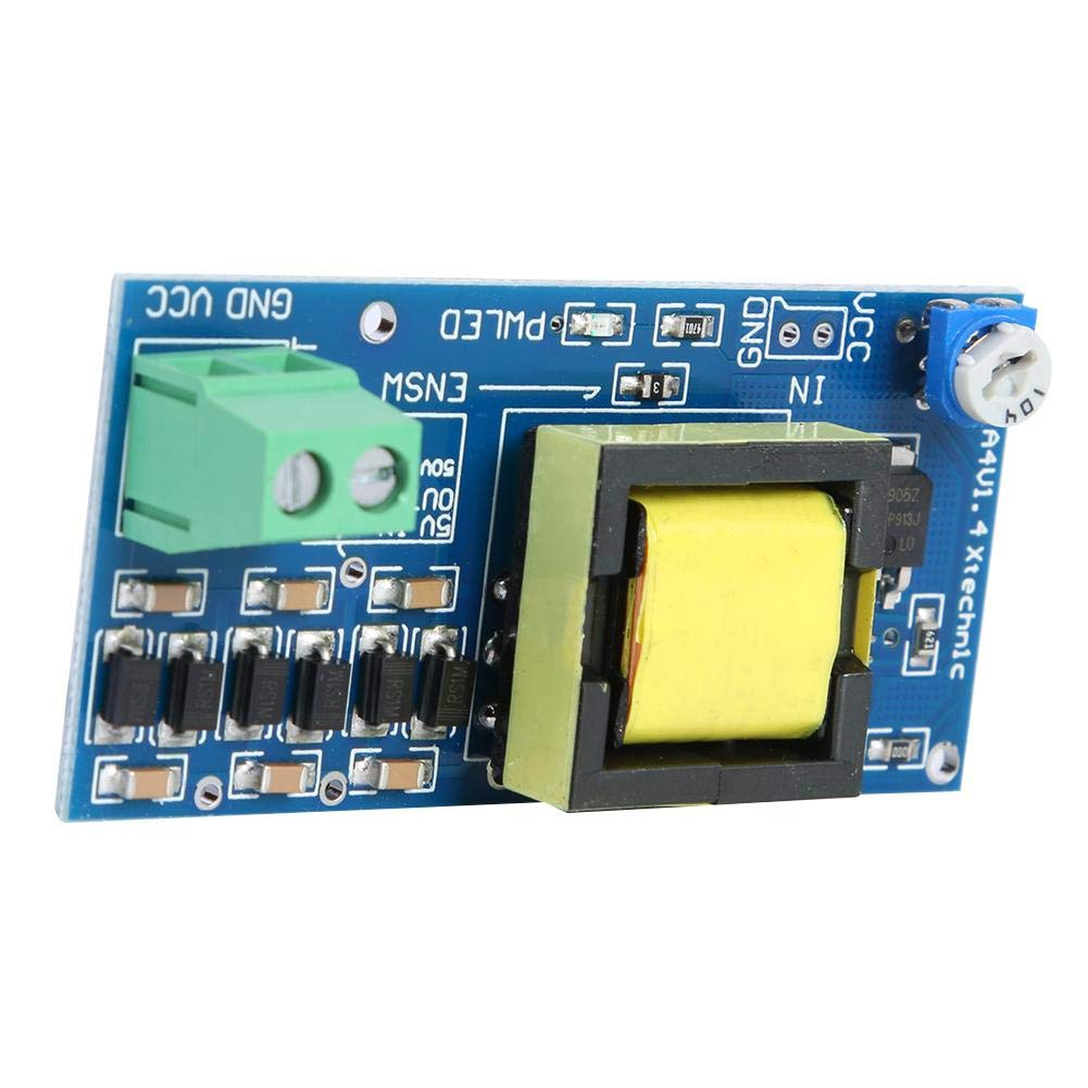 Asiproperuk DC-DC Converter Boost High Voltage 3-5V Step-up 1000V Power Supply Module
