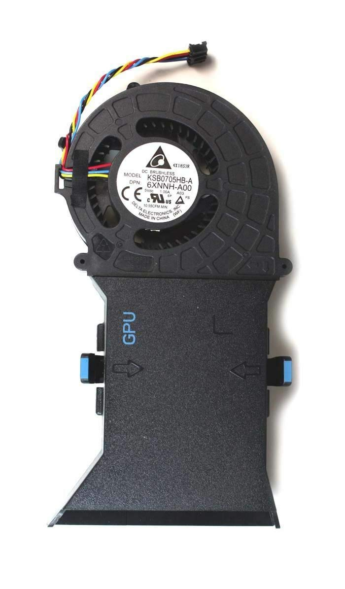 New GPU Cooling Fan Replacement for Dell Alienware Alpha R2 P/N:06XNNH KSB0705HB-A-6XNNH-A00