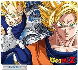 1art1 Dragon Ball - Son Goku & Vegeta Alfombrilla para Ratón (24 x 19cm)