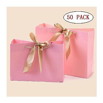 Amazon.com: popowbe 50pcs papel tablero marfil y mercancía ...