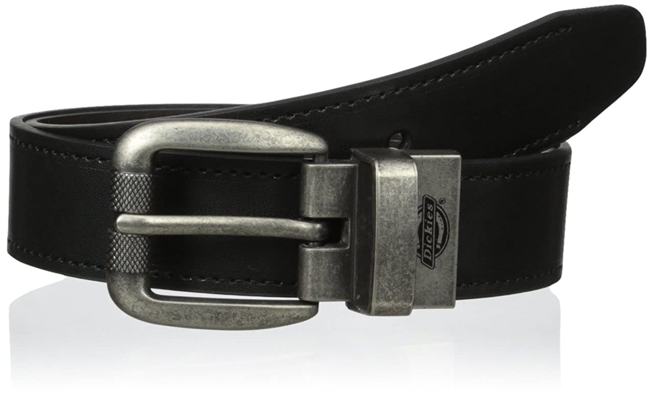 Dickies Big Boys' 30mm Reversible with Logo Dickies Boys 8-20 Belts 12DI0225
