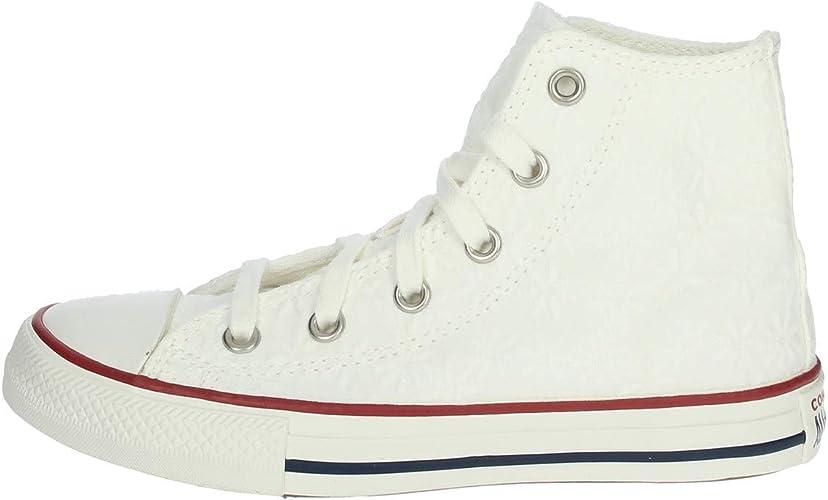 Converse Chuck Taylor All Star Little Miss Chucks Hi Wit