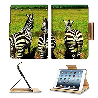 new style 34aac 2899a african pattern fauna savanna rear safari Qzone Apple Ipad Mini Flip ...