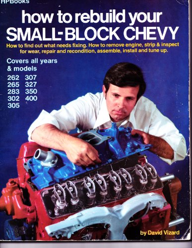 How to Rebuild Your Small-Block - Rebuild Block Small Chevy