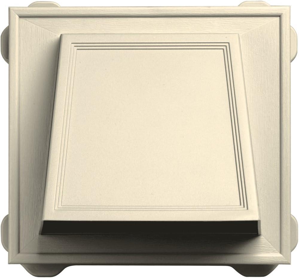 Builders Edge 140057575001 Vent White The TAPCO Group DROPSHIP