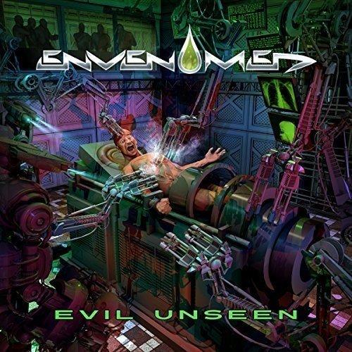 ENVENOMED - Evil Unseen - Amazon.com Music