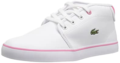 9338510e4 Lacoste Kids  Ampthill Chukka Sneakers