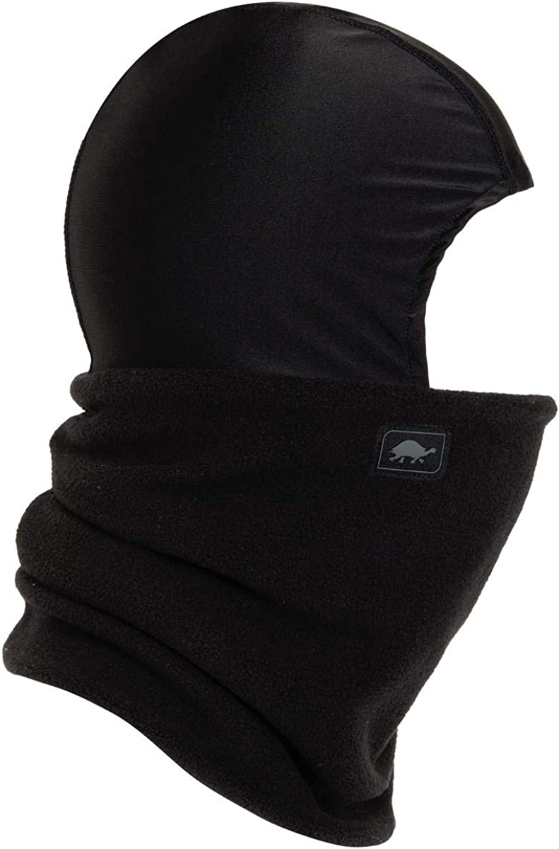 Turtle Fur Chelonia 150 Fleece Shellaclava Balaclava with Attached Neck Warmer