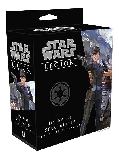 Amazon.com: FFG Star Wars Legion: Especialistas imperiales ...
