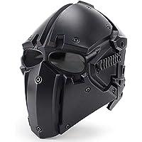 QZY Rápido Casco Táctico Cara Completa Protectora