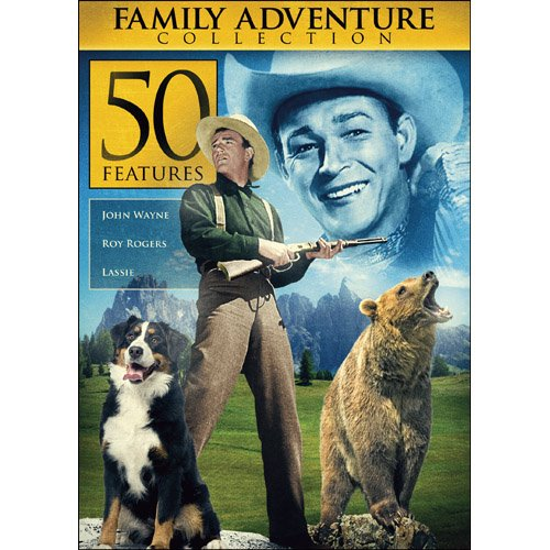 Price comparison product image 50-Feature Family Adventure Collection