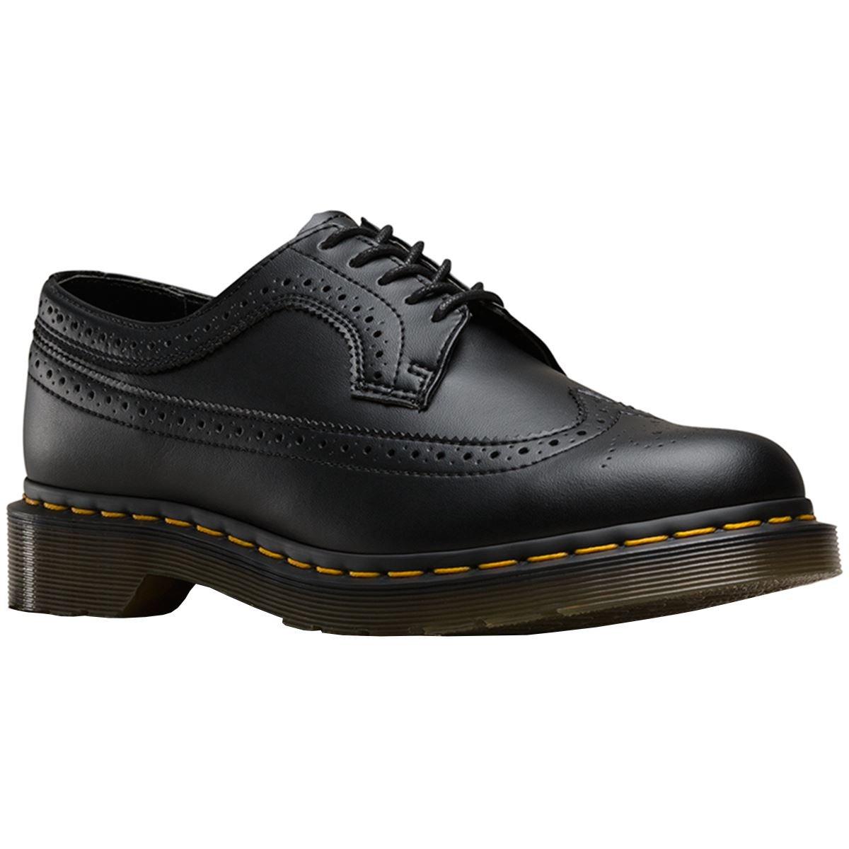 Dr. Martens Vegan 3989, Zapatos de Cordones Brogue Unisex Adulto
