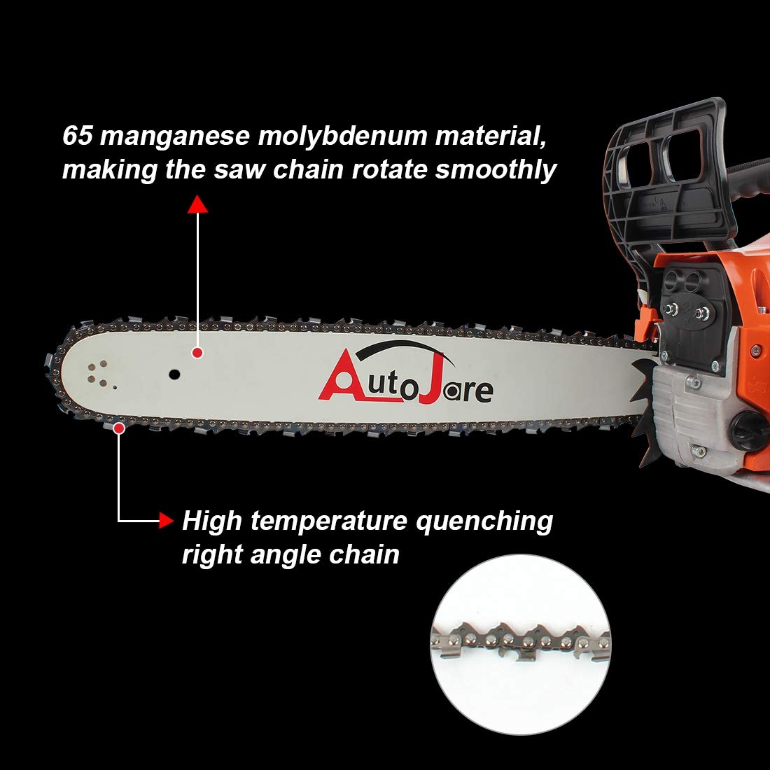 AUTOJARE YJ5202 Chainsaws product image 3
