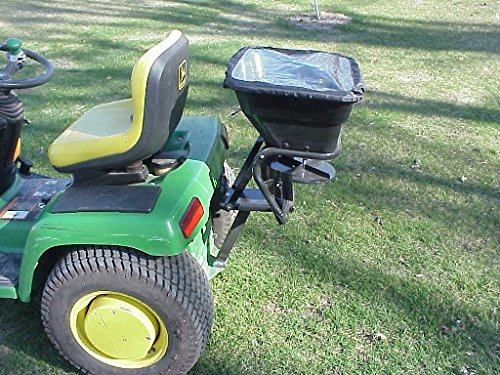 Yard Tuff AS-80LT12 Lawn Tractor Spreader, 12-Volt For Sale