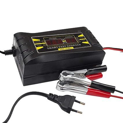 WOVELOT Son-1210D + LCD Inteligente Rápido Cargador De Batería De ...