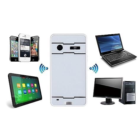 Sublimagecreations® - Proyector láser con Bluetooth y teclado ...