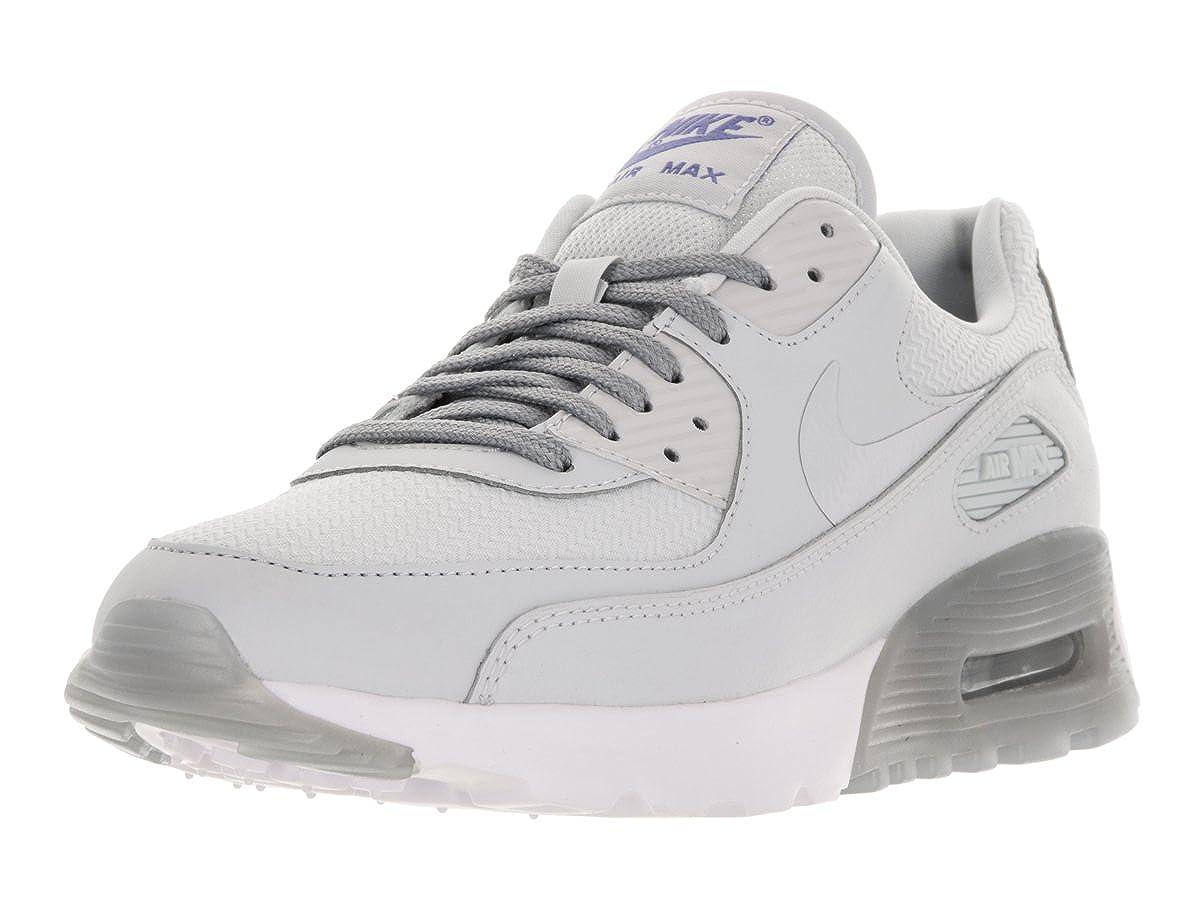 ba67d859ddfd Amazon.com  NIKE Women s Air Max 90 Ultra Essential Pure Platinum Pr  Pltnm Stlth Running Shoe 8.5 Women US  Shoes
