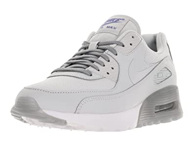 ece60915bab13 Image Unavailable. Image not available for. Color  NIKE Women s Air Max 90  Ultra Essential Pure Platinum Pr ...