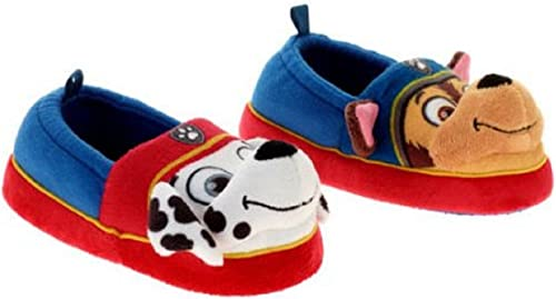 Nickelodeon Toddler Boy/'s PAW Patrol Blue//Red Sneaker   7J