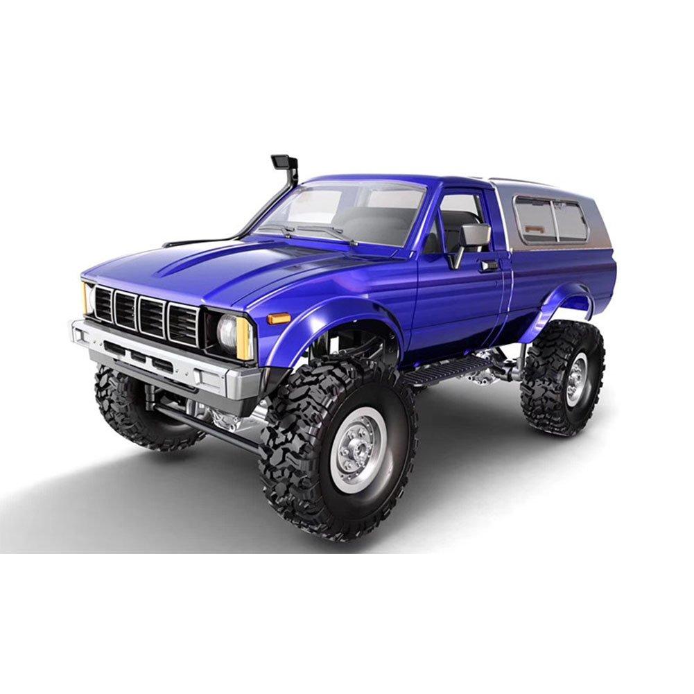 Zantec Control remoto camió n de militar 4 ruedas Drive Off-Road RC modelo de coche de Control remoto, juguete del regalo del coche que sube
