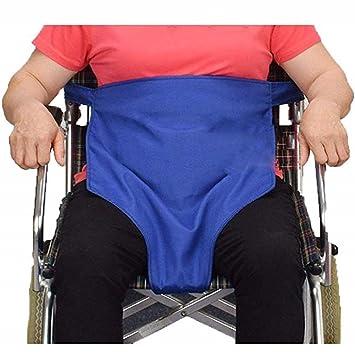 Cinturón de seguridad para sillas de ruedas, soporte para el cuidado del torso para atención