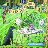 Matthew Rice Emma Bridgewater lunch napkins Tea in the Garden new 2014 - 33 cm square 20 in pack