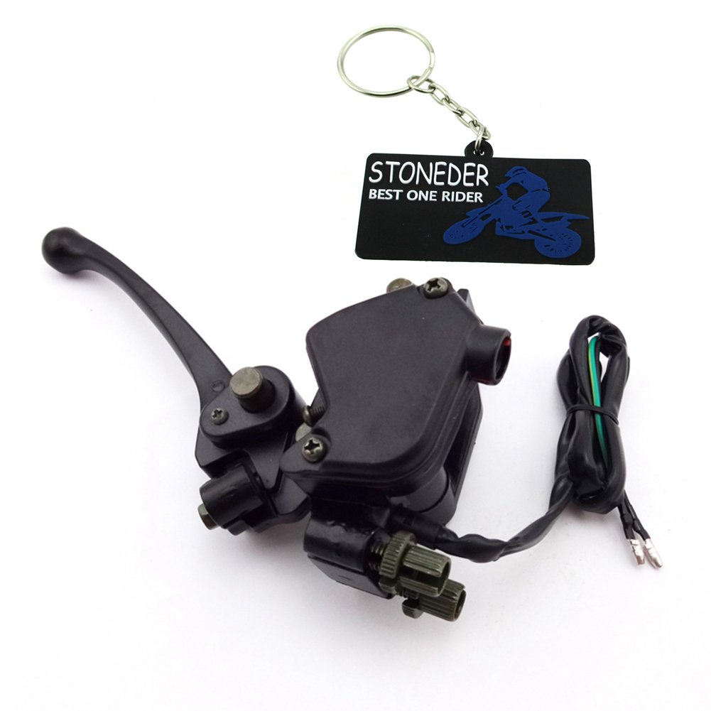 stoneder pulgar del acelerador acelerador Asamblea mango palanca de freno para 50 cc 70 cc 90 cc 110 cc 125 cc 150 cc 250 cc chino ATV Quad 4 wheeler