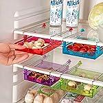Bluelover Multipurpose Frigo bagagli cassetto scorrevole Frigorifero risparmiatore dello spazio dell