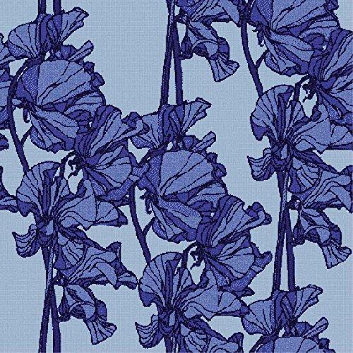 Mosaic Flowers Glass Pixels Wall Decor