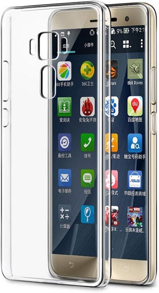 Tumundosmartphone Funda Gel TPU Fina Ultra-Thin 0,3mm Transparente ...