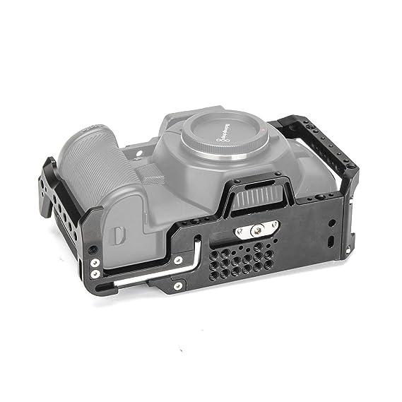 EachRig BMPCC - Jaula para cámara de Cine de Bolsillo (4K, 4 K ...