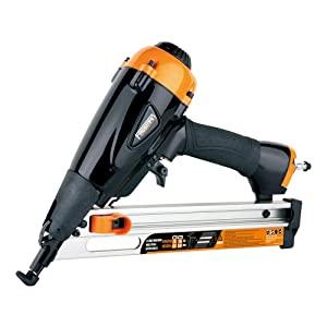 Freeman PFN1564 15 Gauge 34 Degree Angle Finish Nailer Ergonomic & Lightweight Nail Gun with No-Mar Tip & Quick Jam Release for Moulding, Baseboards, Doors, Cabinetry, Furniture