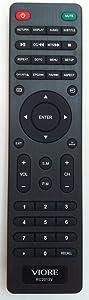 Viore Rc2013v Remote Control for Led19vh55d Led26vf55d Tv Remote